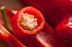 chilli pepper pain injury