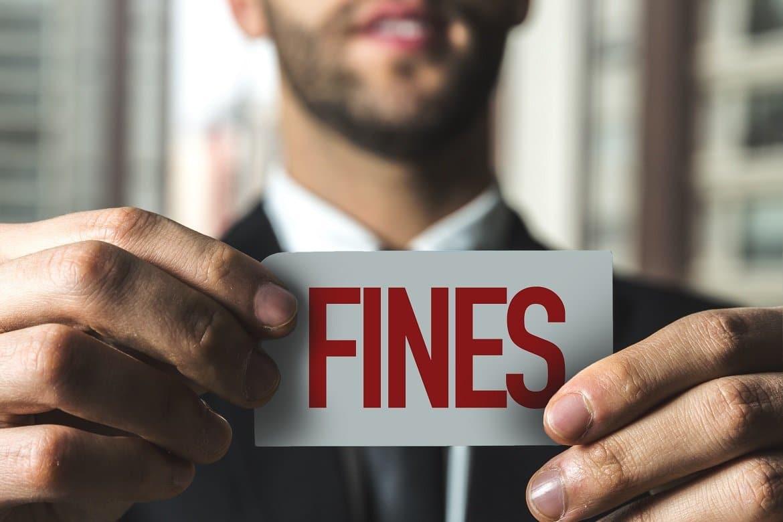 penalties drug companies